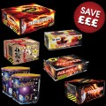 Fireworks Single Ignition DIY Display 500