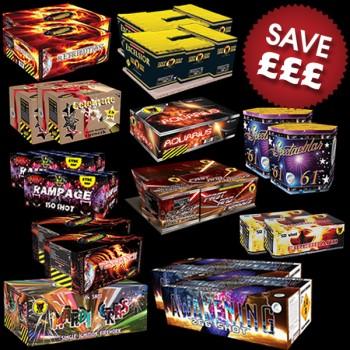 Fireworks Single Ignition DIY Display 2000