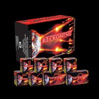 Reckoning Barrage Selection Box (8 Large Fireworks)