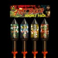 First Blood Rockets (Pack of 4)