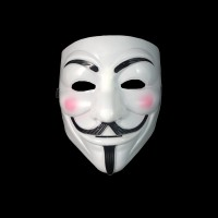 V for Vendetta Guy Fawkes Face Mask