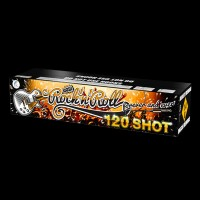 Rock n Roll Single Ignition (120 Shots - 3in1 Cake)