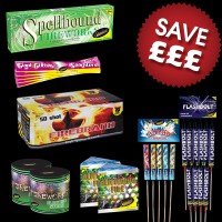 Fireworks Display Pack 150