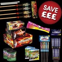Fireworks Display Pack 300