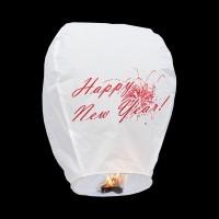 'Happy New Year' Sky Lantern