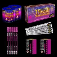 Large Diwali Fireworks Package 150