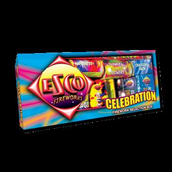 Celebration Selection Box (19 Fireworks)