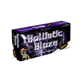 Ballistic Blaze Selection Box (16 Fireworks)
