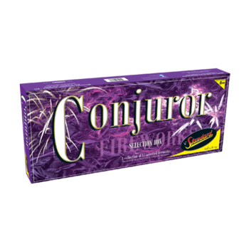 Conjuror Selection Box (14 Fireworks)