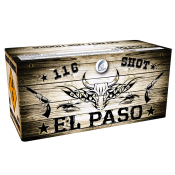 El Paso Single Ignition (116 Shots)
