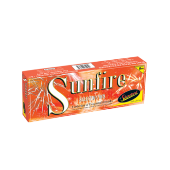 Sunfire Selection Box (15 Fireworks)