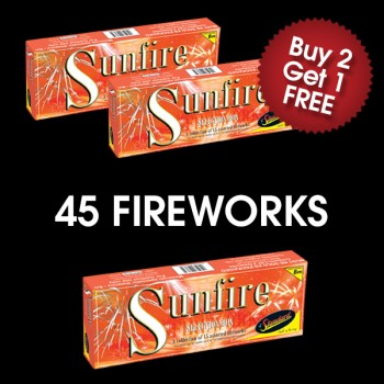 Sunfire Selection Boxes (3 For 2 Deal)