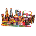 Calypso Selection Box (36 Fireworks) Contents