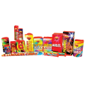 Calypso Selection Box (16 Fireworks) Contents