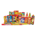 Celebration Selection Box (19 Fireworks) Contents