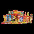Celebration Selection Box (19 Fireworks) Contents