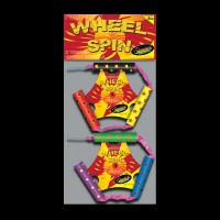 Wheel Spin Catherine Wheels (2 Pack)