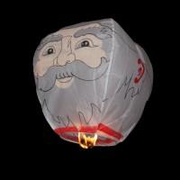 Santa Claus Sky Lantern