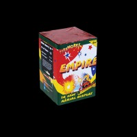 Empire Roman Candle Cake (16 Shots)