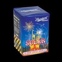 Solar Multi-Effect Roman Candle Mine Cake (16 Shots)