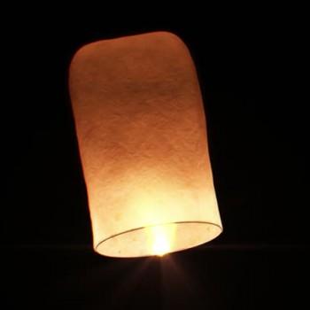 Cylindric Chinese Sky Lantern
