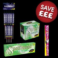 Fireworks Display Pack 25
