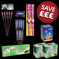 Fireworks Display Pack 50