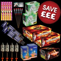 Fireworks Display Pack 250