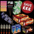 Fireworks Display Pack 250