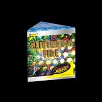 Glittering Fire Multi-Effect Fountain