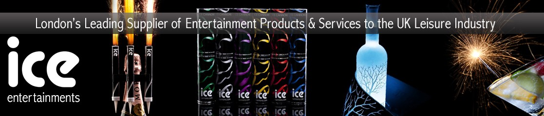 Ice Entertainments Product Range