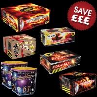 Fireworks Single Ignition DIY Display 500