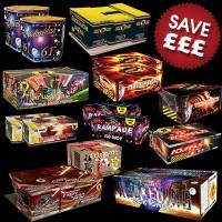 Fireworks Single Ignition DIY Display 1500