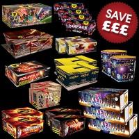 Fireworks Single Ignition DIY Display 2500