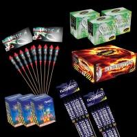 Dummy Display Fireworks