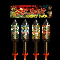 First Blood (Pack of 4)