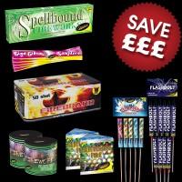 Fireworks Display Pack 150