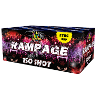 Rampage Single Ignition (150 Shots)